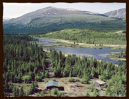 Claire Lake Fishing | Whitehorse, Yukon